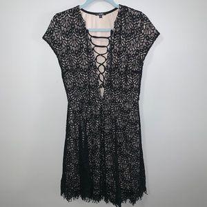 XOXO Lace Dress